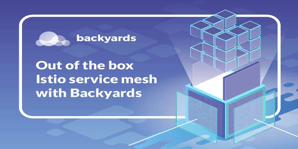 Out of the box Istio service mesh with Backyards